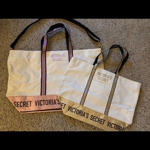 Victoria's Secret Tote Bag Set